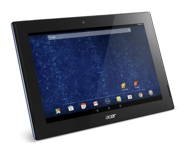 Acer presenta Iconia Tab 10: nato per l'istruzione