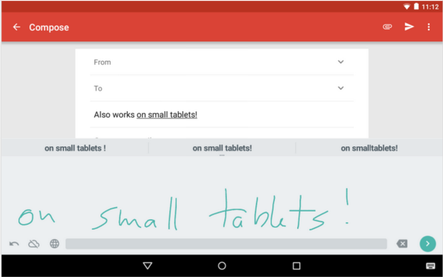 Google Handwriting Input sbarca sul Playstore