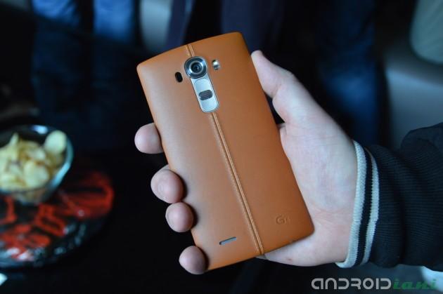 LG G4 presentato ufficialmente