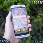 HTC One M9: la recensione