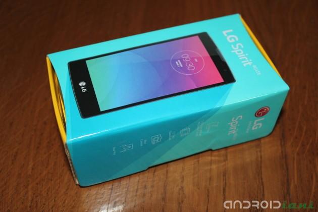 LG Spirit 4G in offerta a 139€ da Gli Stockisti