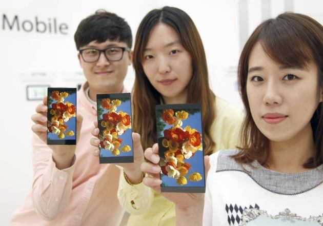 Ecco il display del nuovo LG G4: LCD IPS da 5.5 pollici Quad HD