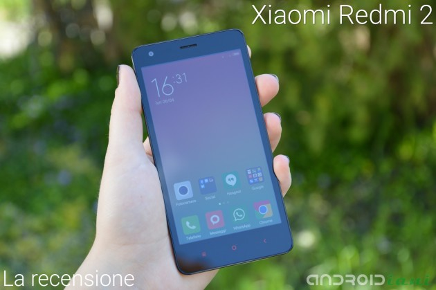 Xiaomi Redmi 2: la recensione