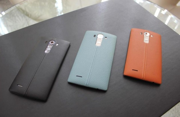 LG G4 Pro potrebbe avere una doppia fotocamera