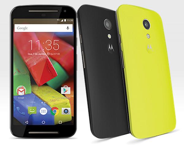 Motorola Moto G di terza generazione avvistato su Flipkart