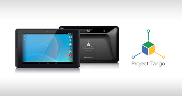 Google Project Tango in vendita libera sul Play Store USA a 512$