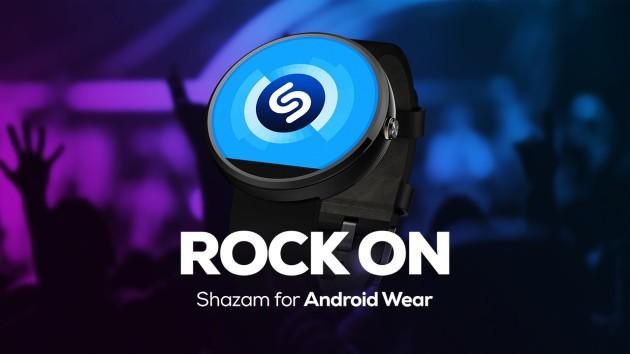 Shazam ufficialmente disponibile anche per Android Wear