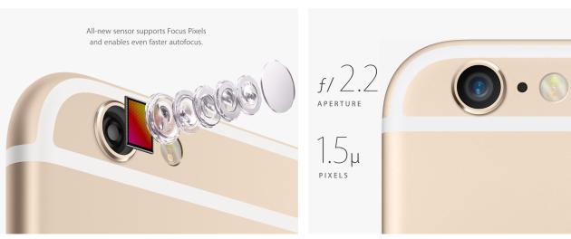 Sony guadagna 20$ per ogni iPhone 6 venduto grazie alle fotocamere