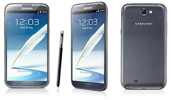 Samsung Galaxy Note 2: l'update ad Android 5.0 non arriverà su tutti i mercati