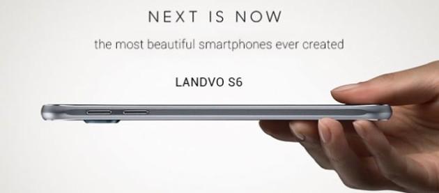 Landvo S6: ecco un altro clone del Samsung Galaxy S6