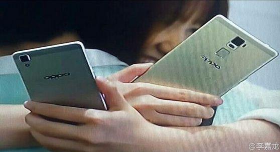 Oppo R7 e R7 Plus: design confermato da nuovi render ufficiali