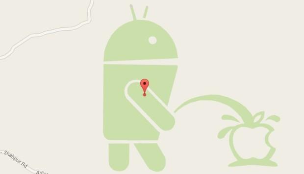 Google Maps al centro di nuove polemiche per i suoi risultati