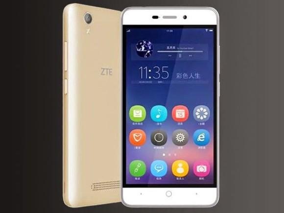 ZTE Q519T: nuovo smartphone Android con batteria da 4000mAh