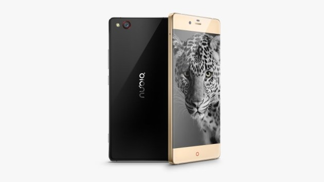 ZTE Nubia Z9 ufficiale: Snapdragon 810, 3/4GB di RAM e display FHD da 5.2