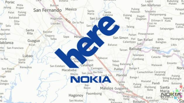 Facebook integra le mappe Here di Nokia sulle proprie applicazioni Android