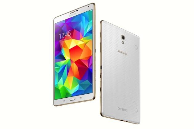 Samsung Galaxy Tab S 8.4 LTE si aggiorna ad Android 5.0 Lollipop
