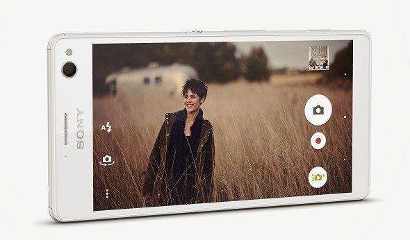Sony Xperia C4: presentato ufficialmente il nuovo Selfie-Phone