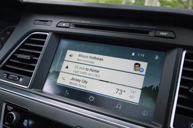 Android Auto messo alla prova: eccolo in azione sulla nuova Hyundai Sonata