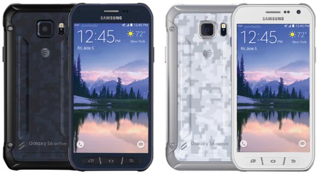 Galaxy S6 Active compare anche nella lista del