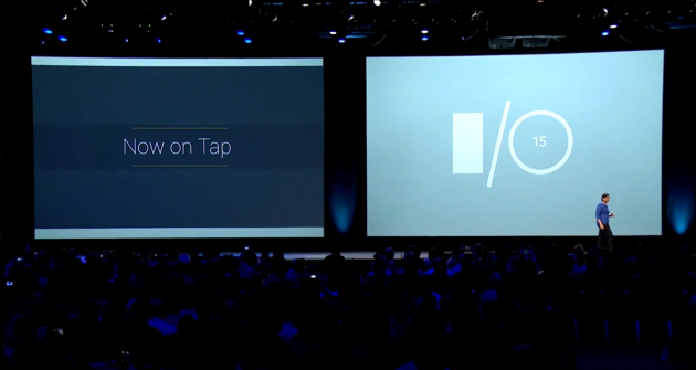 I/O 2015 – Now on Tap, l'evoluzione di Google Now