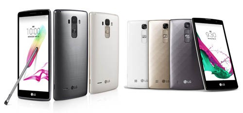 LG presenta ufficialmente i nuovi G4 Stylus e G4c: del top di gamma c'è solo il nome [UPDATE]