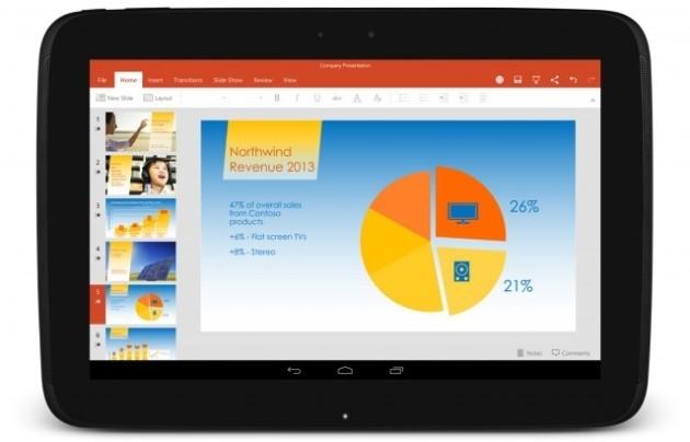 Sony, LG e altri si uniscono a Samsung: app Microsoft pre-installate sui tablet Android