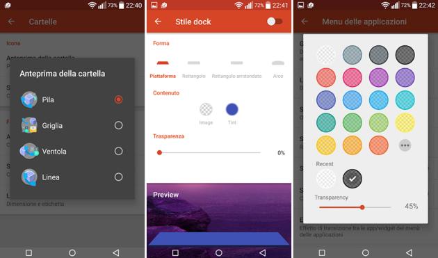 Nova Launcher si aggiorna ufficialmente: Material Design ed altre novità