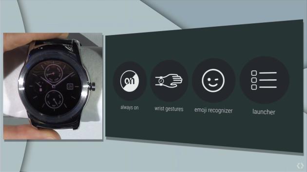 I/O 2015 - Le novità di Android Wear: nuove gesture e funzionalità