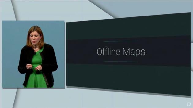 I/O 2015 - YouTube e Maps sarano disponibili anche offline