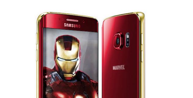 Samsung Galaxy S6 e S6 Edge in versione Iron Man in arrivo a fine mese
