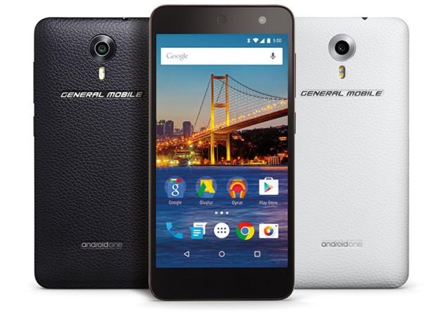 General Mobile 4G, il primo smartphone Android One per l'Europa (o quasi)