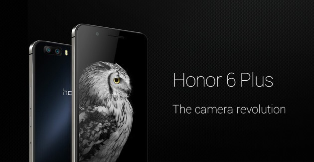 Honor 6+ disponibile ufficialmente su Amazon.it a 399€