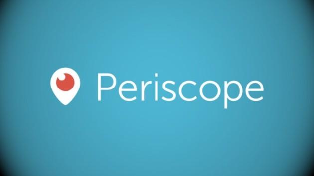 Periscope su Android si aggiorna e introduce la possibilità di spostarsi nei video