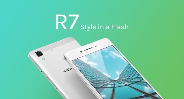 Oppo presenta ufficialmente i nuovi R7 e R7 Plus