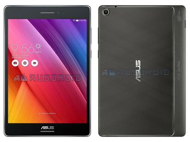 ASUS ZenPad compare in nuovi render
