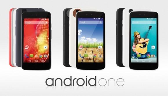Android One: in India arrivano gli aggiornamenti ad Android 5.1.1 Lollipop