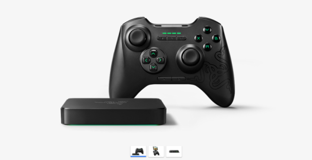 Razer Forge TV arriva ufficialmente sul Google Play Store USA
