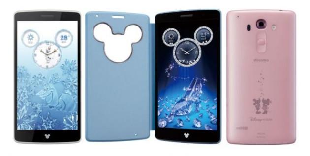 LG DM-01G: nuovo smartphone Android realizzato in collaborazione con Walt Disney