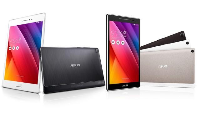 Asus presenta i nuovi tablet ZenPad e il mini-proiettore E1Z