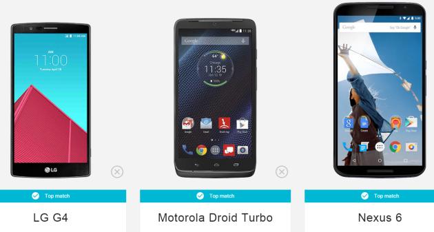 Google ci aiuta a trovare lo smartphone ideale: qual è il vostro?