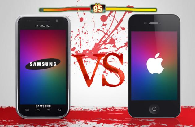 Samsung: sconfitta nella causa contro Apple del 2011