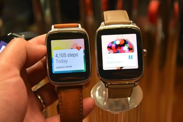 Asus Zenwatch 2 disponibile sul Play Store americano