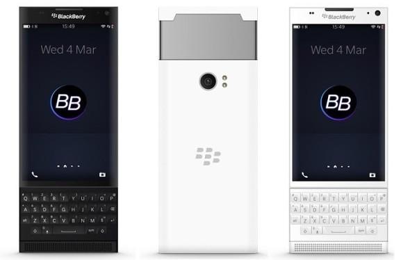 BlackBerry al lavoro con produttori taiwanesi su diversi dispositivi Android