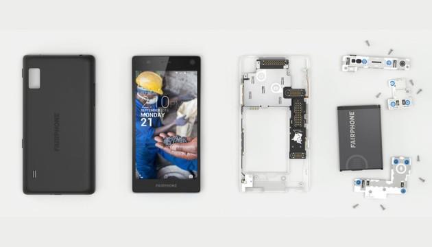 Fairphone 2, lo smartphone etico diventa modulare