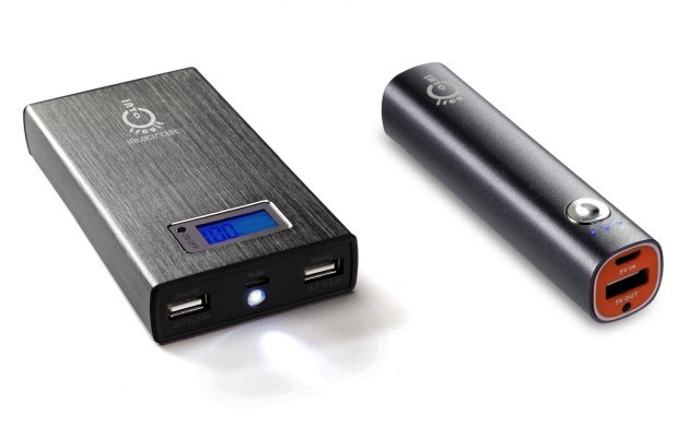 Intocircuit: power bank da 3000 e 11200 mAh a meno di 30€