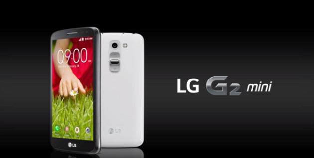 LG G2 Mini, aggiornamento a Lollipop disponibile in Italia