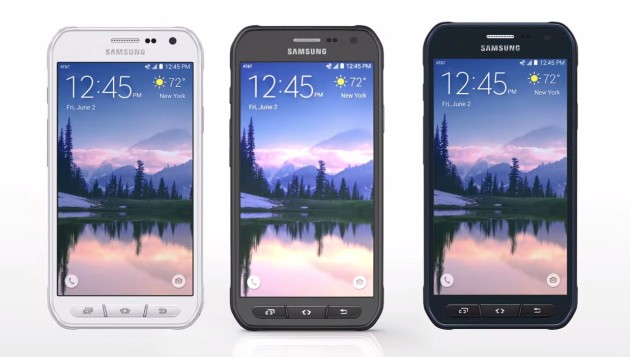 Samsung Galaxy S6 Active riceve Android 6.0 Marshmallow