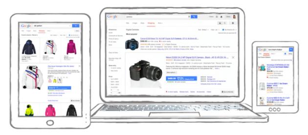 Google inizia il lancio della funzione di acquisto rapido su mobile negli USA