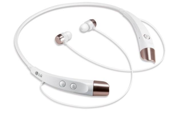 LG Tone+ HBS-500: nuova versione delle celebri cuffie bluetooth