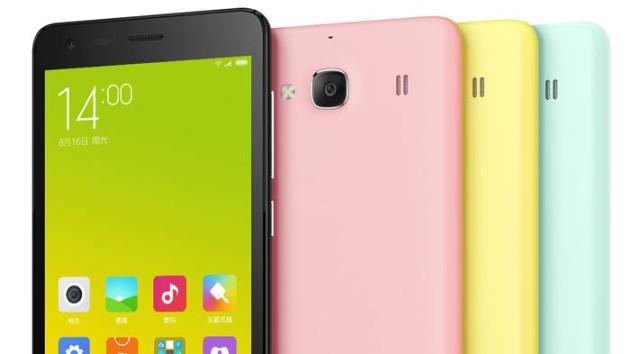 Xiaomi porta il Redmi 2 in Brasile